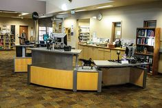 Parkland Branch, Pierce County Library