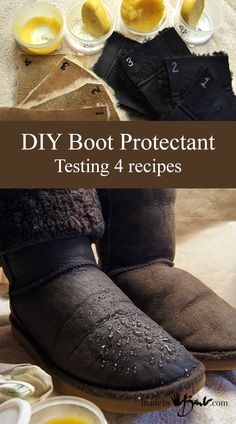 DIY Boot Protectant–madebybarb Feature3