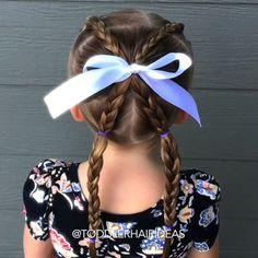 [-VIDEO TUTORIAL-] Simple toddler hair style video