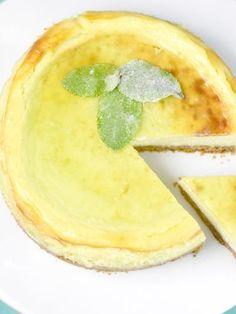 Mojito façon cheesecake - Recette de cuisine Marmiton : une recette
