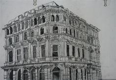 TK MAX building ,Gracechurch st,London