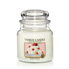 yankee candle fresh strawberry
