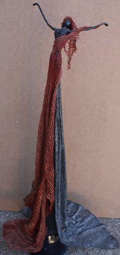 Paverpol Sculptures & Figurines by Max van Eck, via Behance