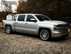 Custom Chevy Trucks, Gm Trucks, New Chevy Silverado, Tyre Fitting, Wheels And Tires, My Ride, Cars And Motorcycles, Vehicles, Sick