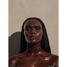 "continentcreative: ""Deel Ojulu by Thom Kerr "" African American Makeup, African Beauty, Black Girl Art, Black Girl Magic, Poses, Brown Skin Makeup, Brown Skin Girls, Black Barbie, Black Girl Aesthetic"