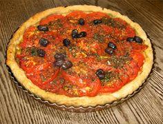 Herb and Tomato Tart - Épices de Cru
