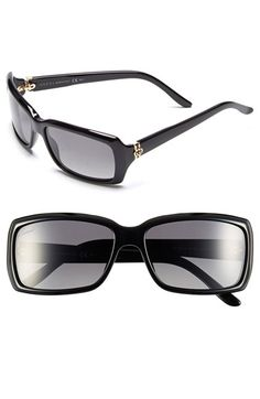 Gucci 57mm Sunglasses (Online Only) available at #Nordstrom