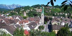 Feldkirch, cerca de Suiza y Liechtenstein - http://www.absolutaustria.com/feldkirch-cerca-de-suiza-y-liechtenstein/