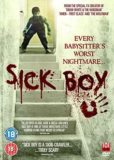 Classic Horror Movies, Classic Films, Horror Movie Posters, Horror Films, Sick Boy, Gugu, Horror House, See Movie, Movie Covers