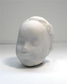 Constantin Brancusi, Tête d'enfant endormi, 1908