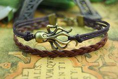 Vintage Bracelet Octopus Bracelet The best gift by BeautifulShow, $3.99