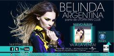 web oficial de belinda en argentina : belindaperegrin.com.ar | pabloruhl