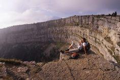 Creux du Van - Neuchâtel Switzerland, Grand Canyon, Vans, Lost, Tours, Travel, Europe, Photography, Virginia