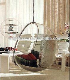 sillones para nios colgantes forma de bola buscar con google