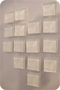 pastilha de vidro