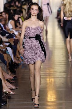 Jill Stuart Spring 2006 Ready-to-Wear Fashion Show - Ekaterina