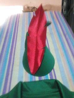 Chapéu do Peter Pan
