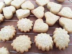 Pizza Dough With Yeast Easy Homemade Cookies, Quick Cookies, Bakery Recipes, Cookie Recipes, Dessert Recipes, Desserts, Biscuits Russes, 3 Ingredient Cookies, Danish Food