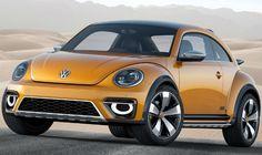 Beetle Dune - Volkswagen/Divulgação