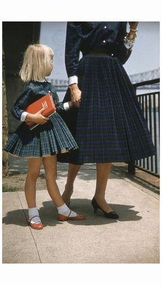 Children's Fashions Photo Nina Leen LIFE In Color Photo Nina Leen