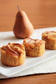 Vanilla Pear Muffins by pastryaffair, via Flickr