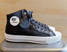 PF FLyers Made In USA Center Hi Movie TV Tech Geeks. keeping that cool & retro feel of #PFFlyers with #DominicCooper http://movietvtechgeeks.com/unfollow-the-crowd-with-classi…/ … … #ad #MovieTVTechGeeks