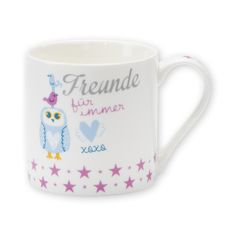 "Tasse ""Eule"" http://sheepworld.de/shop/my-beautytree/my-beautytree-Eule/Tasse-Eule.html?listtype=search&searchparam=eule"