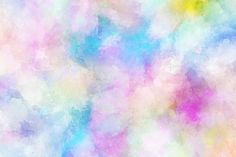 Designs by peacoquettedesigns for sale on Spoonflower custom fabric and wallpaper Tie Dye Background, Rainbow Background, Watercolor Background, Textured Background, Abstract Watercolor, Watercolor Texture, Rainbow Wallpaper, Colorful Wallpaper, Background For Photography