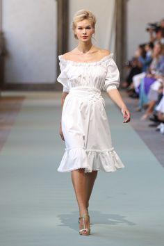Luisa Beccaria Spring 2012 Ready-to-Wear Collection Photos - Vogue