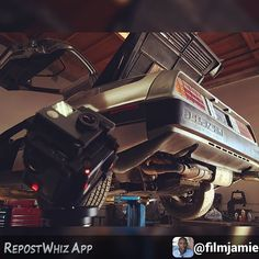 An awesome Virtual Reality pic! By @filmjamie via @RepostWhiz app: Where we're GOING we don't need ROADS. @oculus @samsungmobile @deloreanmotorco #GEARVR #delorean #jamiehall #virtualreality #blouzefest #goldcreekvr #goldcreekfilms #360videos #360photos #360aerials #Oculuscinema #oculustouch #oculusrift #vrlife #vr #vrproduction #workin #jamiemcfly #director #directorofphotography #delorean #RepostWhiz by goldcreekvr check us out: http://bit.ly/1KyLetq