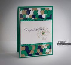 Congrats card.