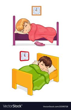 bed time for little children in cozy beds set girl and boy sleep at night under soft blankets kids have long rest isolated vector illustrations # SULTANGAZI SEARCH Duvet Bedding, Bedding Sets, Purple Bedding, Neutral Bedding, Black Bedding, Sleeping Boy, Flashcards For Kids, Kids Background, Blog Backgrounds