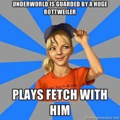 Annabeth Chase... Like a boss