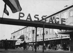 Passage Zwijndrecht (jaartal: 1950 tot 1960) - Foto's SERC