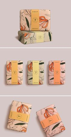 Design Products Soap Bar Mockup by seawasp on Creative Market Soap bar mockup set includes 7 pre-mad Design Poster, Label Design, Logo Design, Package Design, Design Design, Smart Design, Identity Design, Branding And Packaging, Tea Packaging