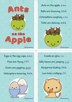 Phonics Resources – includes printable phonic sounds charts, phonics games, activities and word cards. Preschool Phonics, Phonics Song, Phonics Games, Phonics Reading, Kindergarten Reading, Teaching Reading, Word Family Activities, Montessori Activities, Toddler Activities