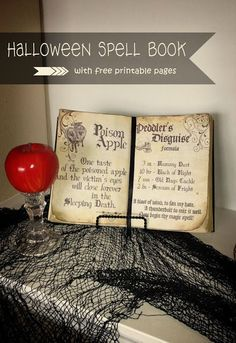 Cute and Easy with Free Printable @Krista Burnett @Aubrey Eddy this is what we should put inside our books we made cute kids halloween ideas #halloween #party #kids
