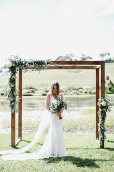 Garden Luxe Styled Shoot - WedShed