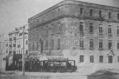 1891,el arquitecto Amadeo Rodriguez realiza proyecto de Escuela de los Hermanos de la Salle-Colegio de la Mirandilla