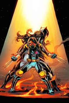 All-New Wolverine #20 - Adam Kubert