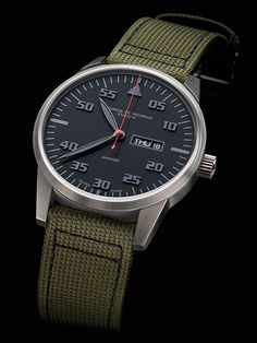 Maurice de Mauriac Automatic Modern Watch 2012 Edition