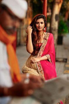Nupur Sanon Latest Photoshoot Stills Cute Girl Poses, Girl Photo Poses, Girl Photos, Photo Shoot, Indian Photoshoot, Saree Photoshoot, Portrait Photography Poses, Couple Photography Poses, Wedding Photography