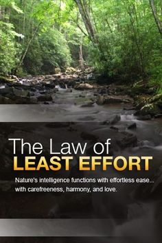 Wednesday: The 4th Law Spiritual Law of Success...