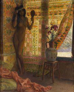Rochegrosse - The Mirror
