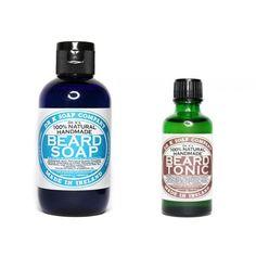 Dr K Soap Company – Beard Soap & Beard Tonic