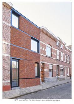 Architectenkantoor: Ast77 Architecten- en Ingenieursbureau - De Vlaamse Arbeiderswoning 2.0