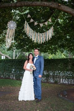 #dreamcatcher wedding banner ETSY customized