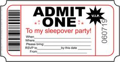pictures of birthday invitation foldables | FREE BOYS SLEEPOVER PARTY INVITATIONS