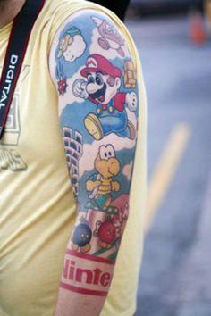 Nintendo sleeve