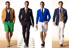 men's 4 styles
